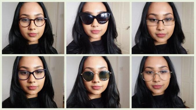 gözlük seçimi yüz tipi